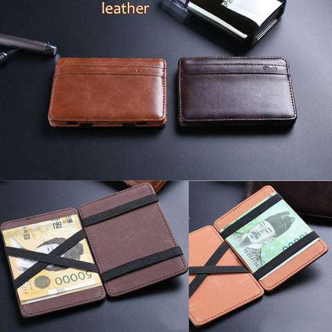 Cash´n Hide™ - The Wallet With A Secret