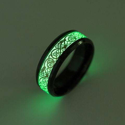 TheDarkLight™ - Glow in the Dark Ring