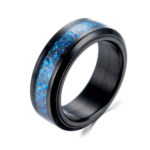 BlueIce™ - A Ring to Prepare Yourself for Winter