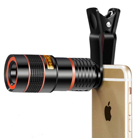 SmartScope™ - The Smartphone Camera Lens