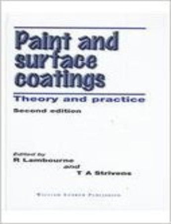 Paint and Surface Coatings. Theory and Practice