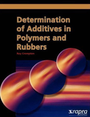 Determination of Additives in Polymers and Rubbers