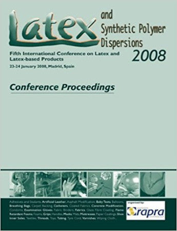 Latex and Synthetic Polymer Dispersions 2008