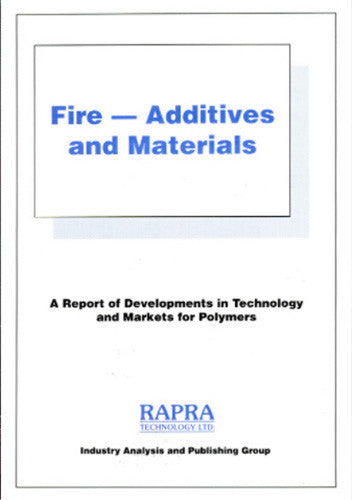 Fire - Additives and Materials