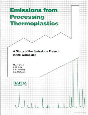 Emissions from Processing Thermoplastics