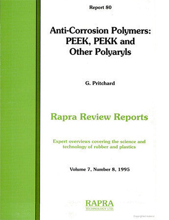 Anti-corrosion Polymers: PEEK, PEKK, and Other Polyaryls