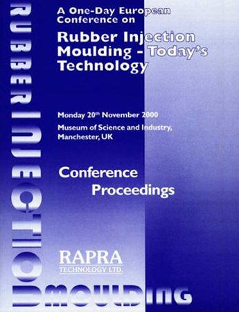 Rubber Injection Molding 2000 Today'­s Technology, Theory and Practice