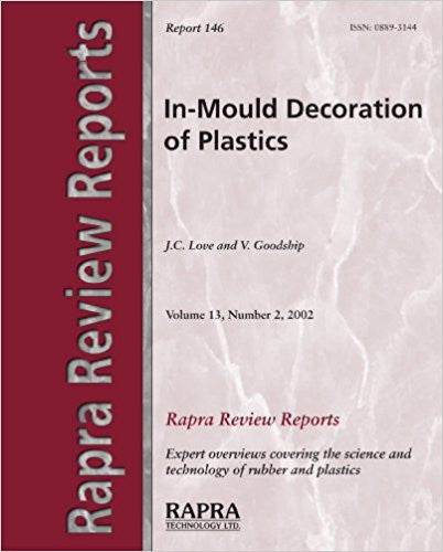 In-Mould Decoration of Plastics