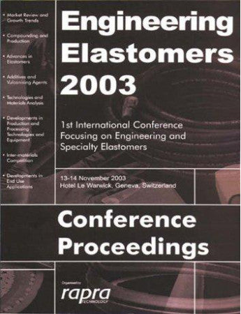 Engineering Elastomers 2003