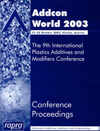 Addcon World 2003