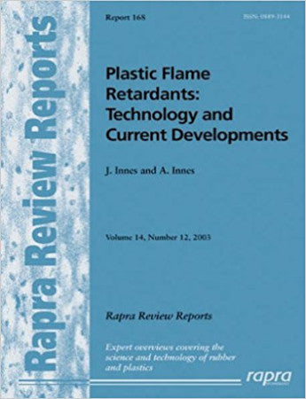 Plastic Flame Retardants: Technology and Current Developments