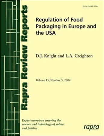 Regulation of Food Packaging in Europe and the USA