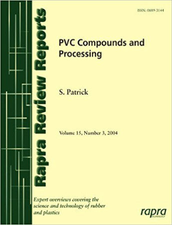 PVC Compound and Processing