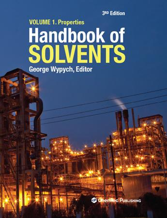 Handbook of Solvents - 3rd Edition, Volume 1, Properties