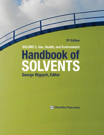 Handbook of Solvents - 3rd Edition, Volume 2, Use, Health, and Environment