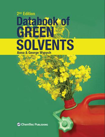 Databook of Green Solvents - 2nd Edition
