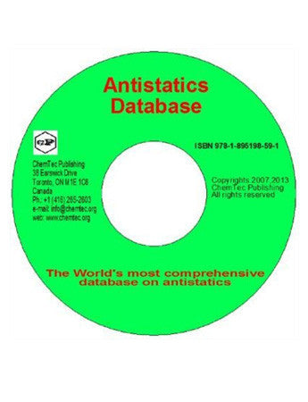 Antistatics Database, 2nd Edition