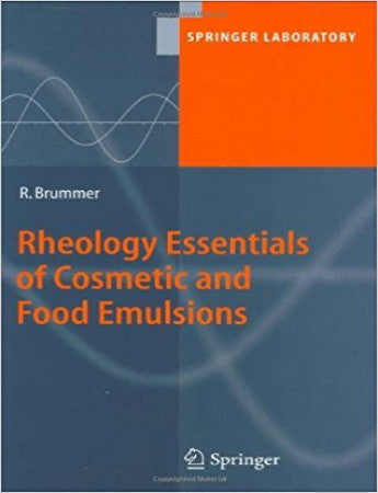 Free Reading Rheology Essentials Of Cosmetic And Food Emulsions Brummer Rdiger
