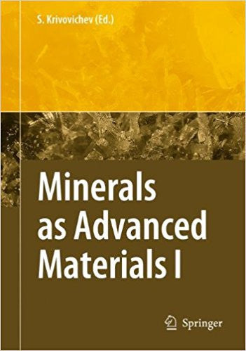 Minerals as Advanced Materials I