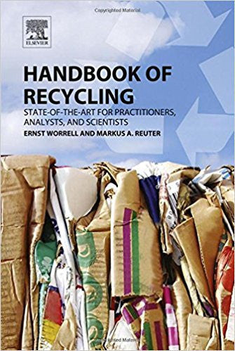 Handbook of Recycling, 1st Edition