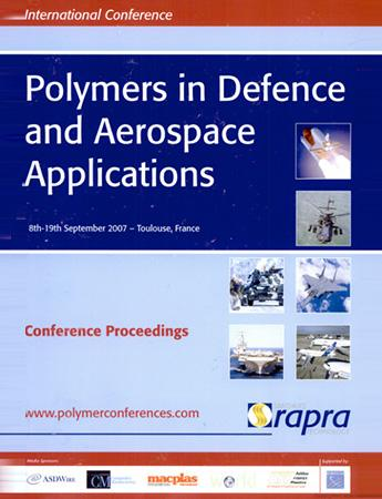 Polymers in Defence and Aerospace Applications, 2007