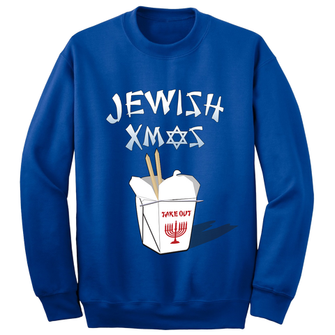 HaHa Holiday Jewish X-Mas