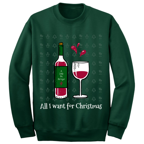 Sara Evans All I Want For Christmas Sweater