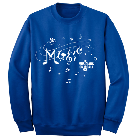 Musicians on Call Sweater