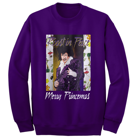 Jeff Ross - Merry Princemas Sweater