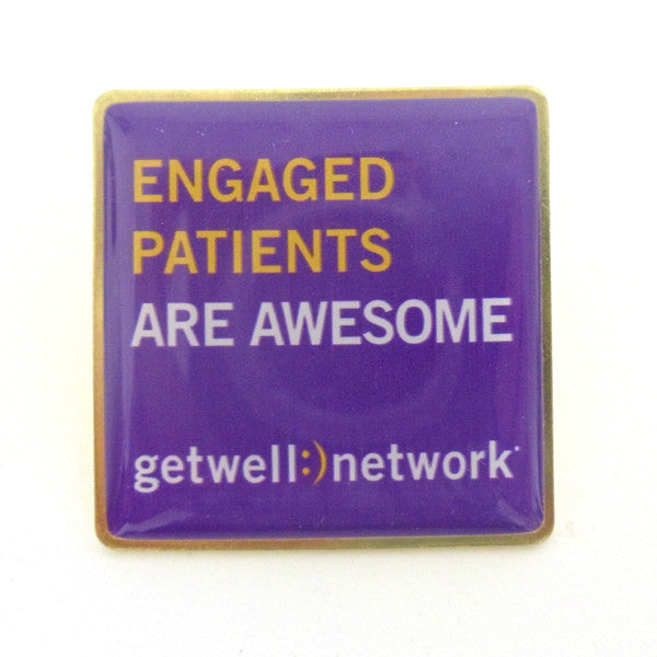 """Engaged Patients are Awesome"""