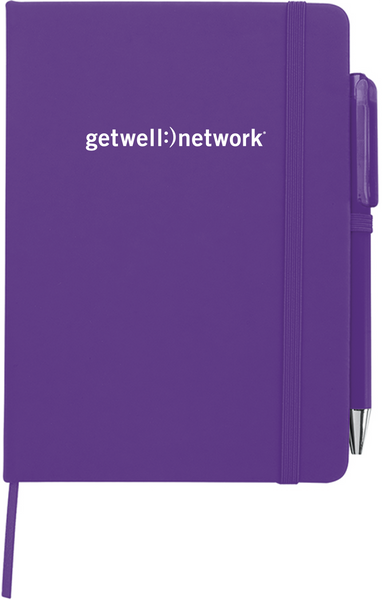 GetWellNetwork Notebook and Pen Set