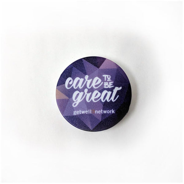 'Care to be Great' PopSockets Phone Grip