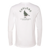 Skating Sequoia Long Sleeve Tee