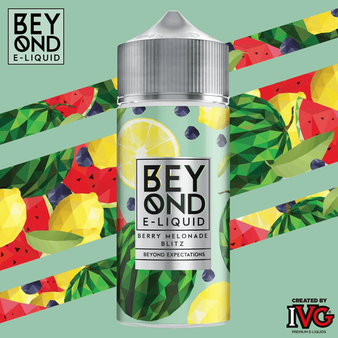 Beyond E-Liquid - Berry Melonade Blitz