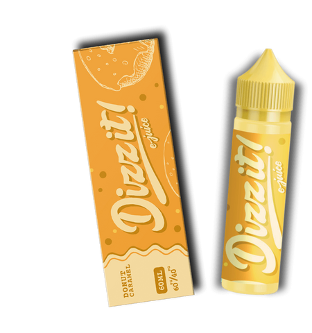 Dizzit by Nasty | Donut Caramel 60ml