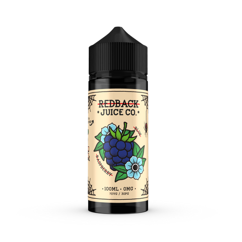 Redback Juice Co - Blue Raspberry