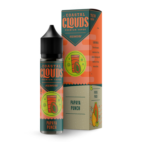 Coastal Clouds Oceanside - Papaya Punch