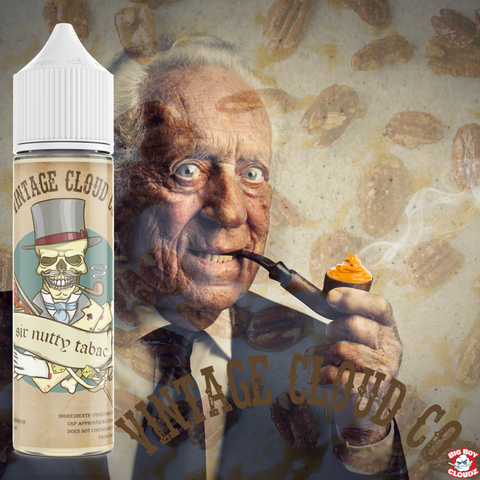 VINTAGE CLOUD CO - SIR NUTTY TABAC