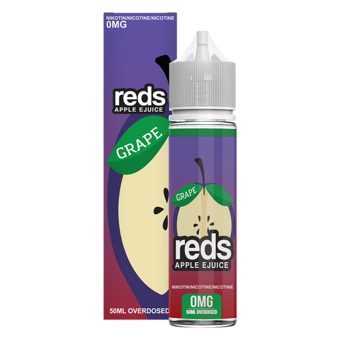 Reds Ejuice - Grape