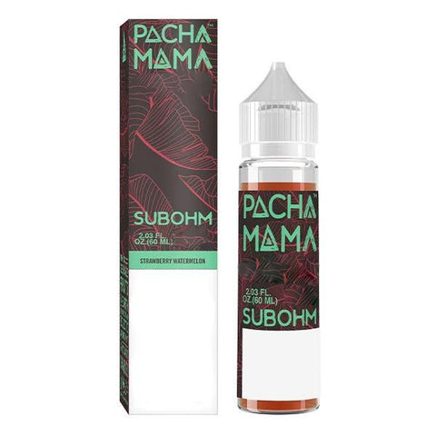 Pachamama Subohm - Strawberry Watermelon