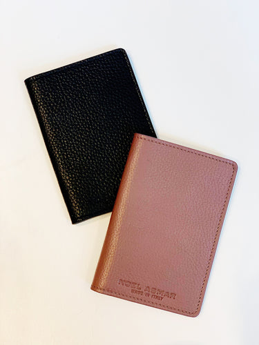 Noel Asmar Passport Holder