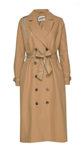 JUST Female Rosalie Trench Coat