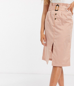 Soaked in Luxury Emory Skirt