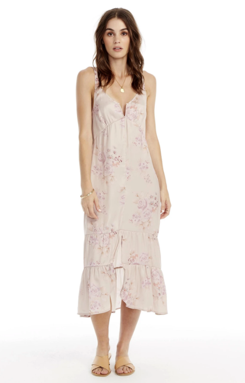 Saltwater Luxe Breezy Midi Dress