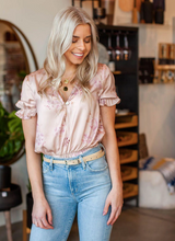 Load image into Gallery viewer, Saltwater Luxe Olivia Top