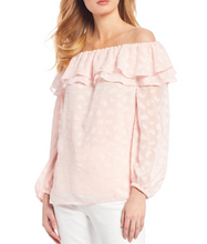 Load image into Gallery viewer, Michael Kors Petal Pink Blouse