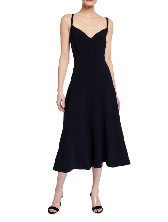 Norma Kamali Slip Grace Dress