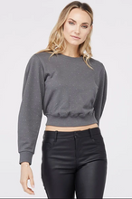 Load image into Gallery viewer, David Lerner Zoe Volume Sleeve Top