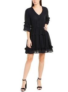 David Lerner Natalie A-Line Dress