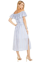 Load image into Gallery viewer, Michael Kors Off The Shoulder Dress